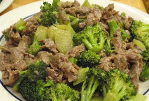 GG's KETO Crock-Pot Beef Steak and Broccoli