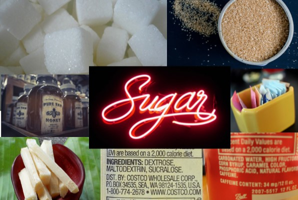 GG's Guide to The Many Forms Of Sugar