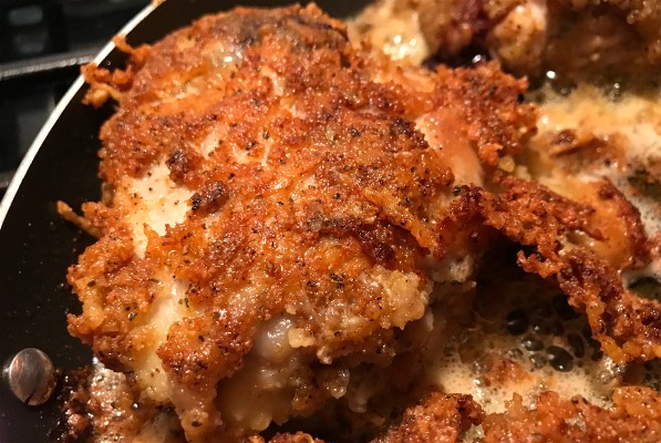 GG's Keto Freaky Friday Fried Chicken
