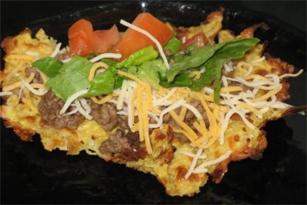 GGs KETO Tiny Tacos – with Cheese Crisp Shells