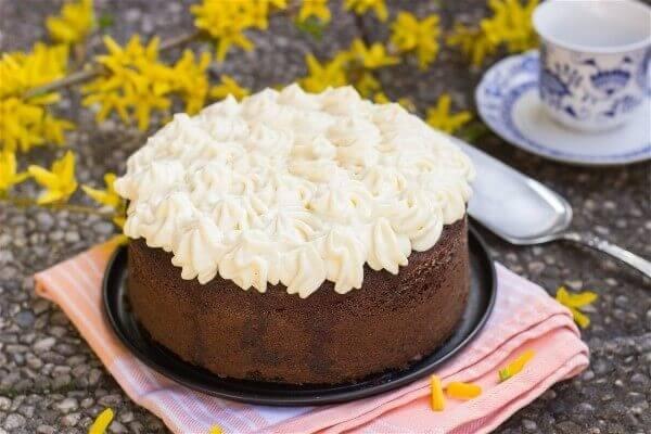 GG's KETO Decadent Chocolate 90 Second Mug Cake