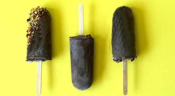 GG's KETO Chocolate Crunch Peanut Butter Puddin' Pops