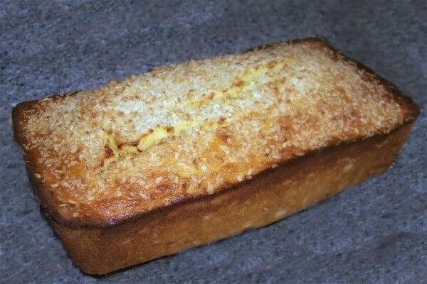 GG's Keto Lime in the Coconut Bread