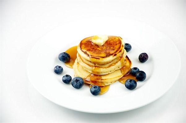 GG's Keto Silver Dollar Pancakes