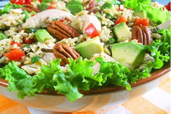 GG's Keto Chicken Salad
