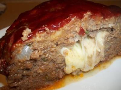 GG's Keto Crockpot Cheesy Meatloaf