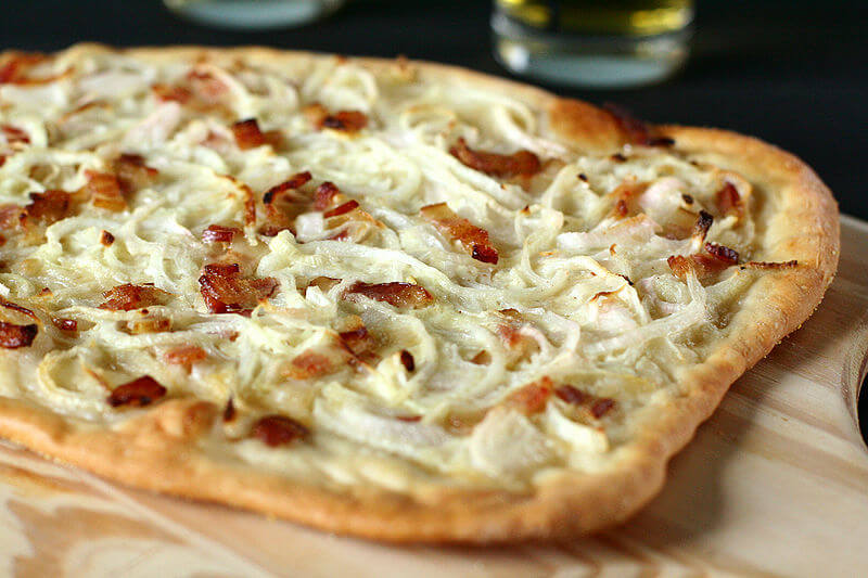 GG's Keto Fathead Pizza Crust